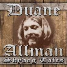 Duane Allman (1946-1971): Skydog Tales, CD