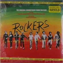 Filmmusik: Rockers (remastered) (Limited-Edition) (Colored Vinyl), LP