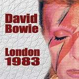 David Bowie: London 1983, CD