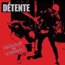 Détente: Recognize No Authority: 30th Anniversary, CD