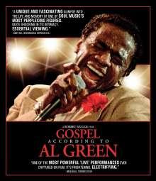 Al Green: Gospel According To Al Green (4K), Blu-ray Disc