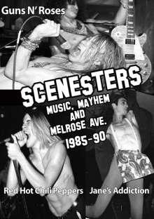 Scenesters: Music, Mayhem & Melrose Ave., CD