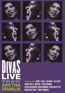 Aretha Franklin: Divas Live, DVD