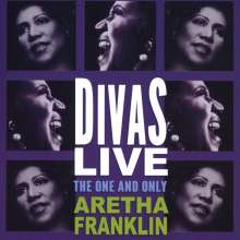 Aretha Franklin: Divas Live: The One And Only Aretha Franklin, CD