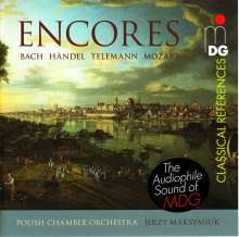 Polish Chamber Orchestra - Encores, CD