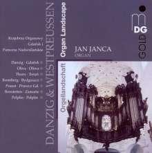 Orgellandschaft Danzig und Westpreussen, CD
