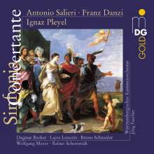 Konzertante Symphonien, CD