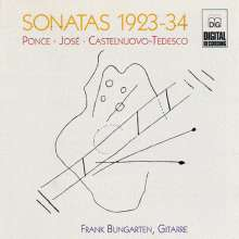 Frank Bungarten - Sonaten 1932-34, CD
