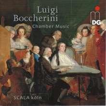 Luigi Boccherini (1743-1805): Kammermusik, CD