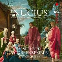Johannes Nucius (1556-1620): Geistliche Werke, CD