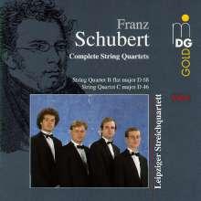 Franz Schubert (1797-1828): Sämtliche Streichquartette Vol.8, CD
