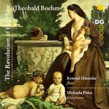 Theobald Böhm (1794-1881): Werke für Flöte, CD