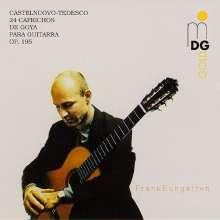 Mario Castelnuovo-Tedesco (1895-1968): 24 Caprichos de Goya op.195, 2 CDs