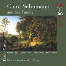 Ira Maria Witoschynskyj - Clara Schumann and her Family, CD