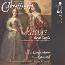 Antonio Casimir Cartellieri (1772-1807): Gioas,Re di Giuda, 2 CDs