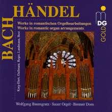 Wolfgang Baumgratz - Händel/Bach, CD