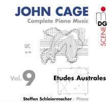 John Cage (1912-1992): Sämtliche Klavierwerke Vol.9, 3 CDs