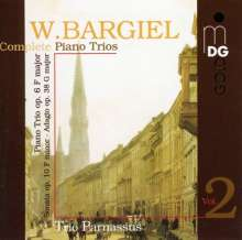 Woldemar Bargiel (1828-1897): Sämtliche Klaviertrios Vol.2, CD