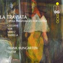 Frank Bungarten - La Traviata (Opernparaphrasen für Gitarre), CD