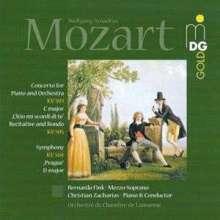 Wolfgang Amadeus Mozart (1756-1791): Symphonie Nr.38, CD