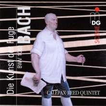 Johann Sebastian Bach (1685-1750): Die Kunst der Fuge BWV 1080 f.Bläserquintett, CD