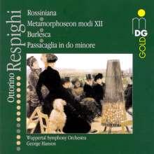 Ottorino Respighi (1879-1936): Metamorphoseon Modi XII, CD