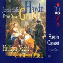 Michael Haydn (1737-1806): Weihnachtsmusik, CD