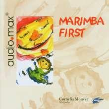 Cornelia Monske - Marimba First, CD