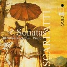 Domenico Scarlatti (1685-1757): Klaviersonaten, Super Audio CD