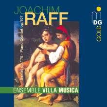 "Joachim Raff (1822-1882): Klavierquintett op.107 ""Grand Quintuor"", CD"