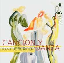 Frank Bungarten -Cancion y Danza, CD