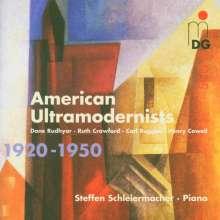Steffen Schleiermacher - American Ultramodernists, CD