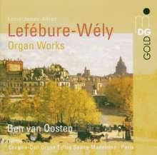Louis Lefebure-Wely (1817-1870): Orgelwerke, CD
