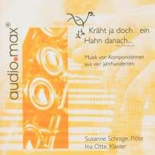 Kräht ja doch kein Hahn danach - Musik von Komponistinnen, CD