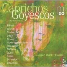 Jürgen Ruck - Caprichos Goyescos Vol.1, CD