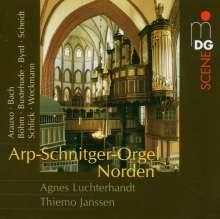 Arp-Schnitger-Orgel Norden Vol.1, SACD