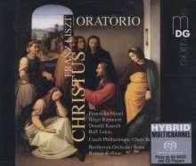 Franz Liszt (1811-1886): Christus, 3 SACDs