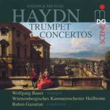 Joseph Haydn (1732-1809): Trompetenkonzert Es-Dur, SACD