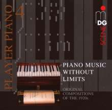 Player Piano Vol.4 - Piano Music without Limits, CD