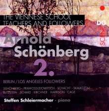Steffen Schleiermacher - The Viennese School, CD