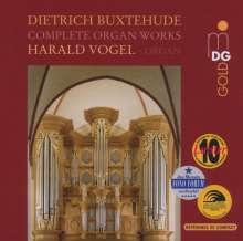 Dieterich Buxtehude (1637-1707): Sämtliche Orgelwerke, 7 CDs