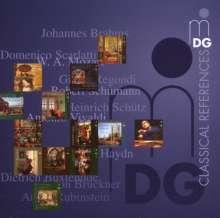 "MDG-Sampler ""Inspirations"" - 13 Klangbeispiele, Super Audio CD"