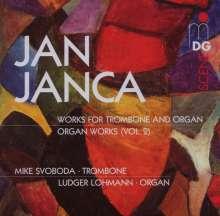 Jan Janca (geb. 1933): Orgelwerke Vol.2, CD