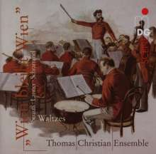 Thomas Christian Ensemble - Wien bleibt Wien, CD