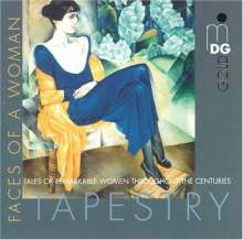 Tapestry Ensemble - Faces of a Woman, CD