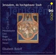Elisabeth Roloff - Jerusalem, du hochgebaute Stadt, CD