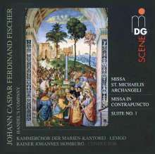 Johann Caspar Ferdinand Fischer (1656-1746): Missa Sancti Michaelis Archangeli, SACD