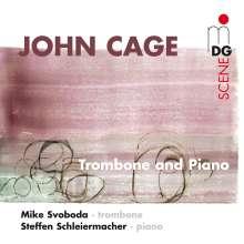 John Cage (1912-1992): Two 5 für Posaune & Klavier, CD