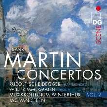 Frank Martin (1890-1974): Concertos Vol.2, SACD