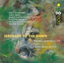 "Musik für Flöte & Gitarre ""Serenade to the dawn"", Super Audio CD"